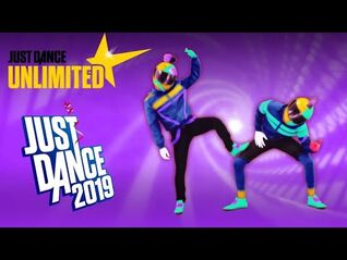 Just Dance 2019 animals-5 stars