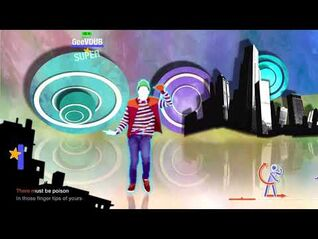 Just Dance 2021 Unlimited - Troublemaker