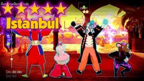 Just Dance 4 - Istanbul - 5* Stars