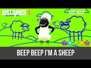 Just Dance 2018 - Beep Beep I'm a Sheep - Kids Mode