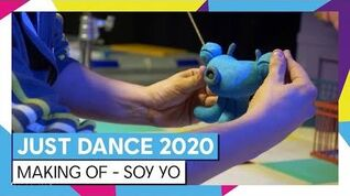 MAKING OF - SOY YO JUST DANCE 2020 OFFICIAL