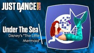 Under the Sea - Just Dance 2018