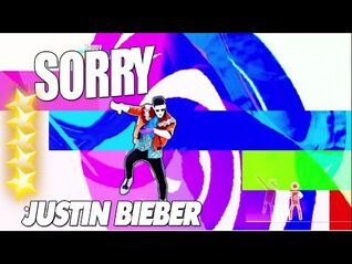 🌟 Sorry - Justin Bieber -Just Dance 2017- - 5 Stars - Ubisoft Just Dance 2017 E3 Preview 🌟