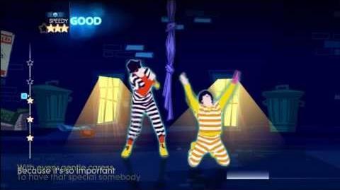 Everybody Needs Somebody To Love - Just Dance 4
