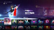Gigolo jd2016 menu