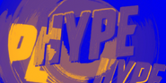 Hype banner bkg