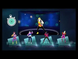 Just Dance 2015 - Built For This - Party Master - Gamepad View