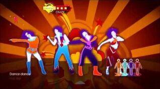 Just Dance 3 Boogie Wonderland