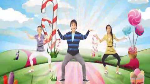 Just Dance Kids 2 - Hold Still (Wii Rip)