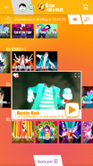 Monstermash jdnow menu phone 2017