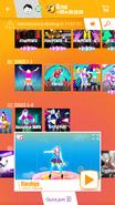 Starships jdnow menu phone 2017