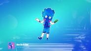 Blue jd2018 kids load