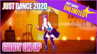 Giddy on Up (Giddy on Out) - Just Dance Unlimited
