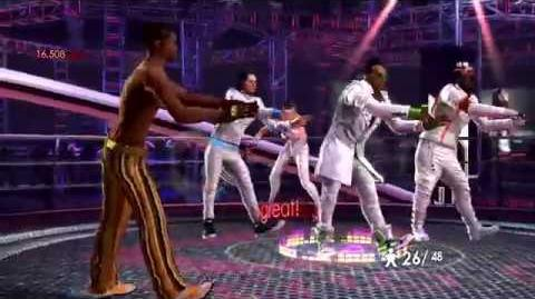 My Humps - The Black Eyed Peas Experience (Xbox 360) (Zero-G)