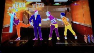 Just Dance 2017 (Unlimited) - 4 Player Coop - You're The First, The Last, My Everything