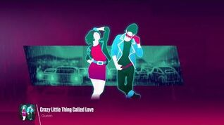 Just Dance 2018 (Unlimited) Crazy Little Thing Called Love