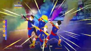 Waka Waka (This Time For Africa) Football Version Unlimited Just Dance 2020