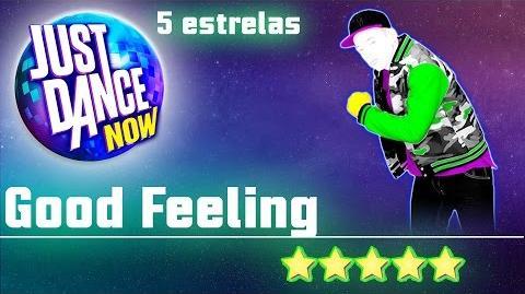 Good Feeling - Just Dance Now