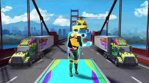 Just Dance - Another One Bites The Dust (Stunt Version) (NO HUD)
