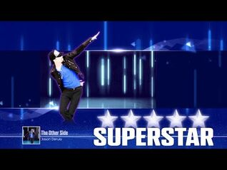 Just Dance 2017 The Other Side -SUPERSTAR- (with-lachu96)