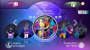Spectronizerquat jd3 menu