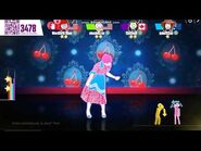 Just Dance Now Dee dee Sharp Mashed Potato time 5 Stars
