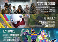 Ubisoft info assassinscreed rabbids jd