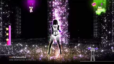 Diamonds - Just Dance 2015
