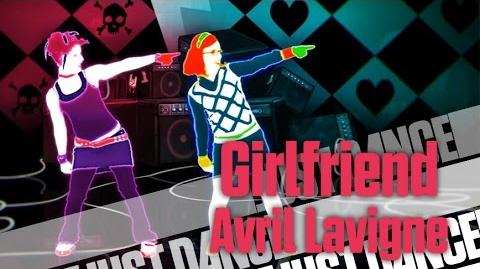 Girlfriend - Avril Lavigne Just Dance Now