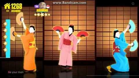 Hey Mama (Geisha Version) - Just Dance Now