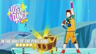In the Hall of the Pixel King - Just Dance Now