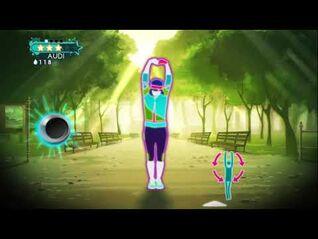 Just Dance 3 - Cardiac Caress (DLC)
