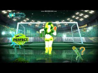 Just Dance Best Of - Futebol Crazy - 5 Stars