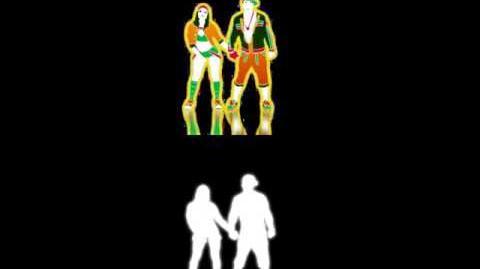 Jamaican Dance - Just Dance 3 (Extraction)