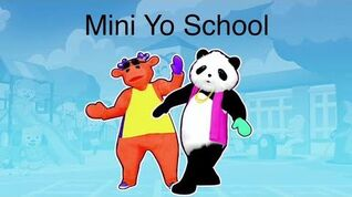 Just Dance 2020 Kids - Mini Yo School