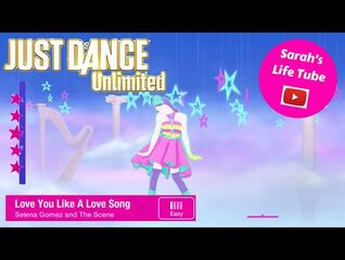 Love You Like A Love Song, Selena Gomez and The Scene - MEGASTAR, 2-2 GOLD - JD 4 Unlimited -PS5-