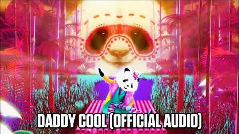 Daddy Cool (Official Audio) - Just Dance Music