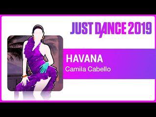 Just Dance 2019- Havana