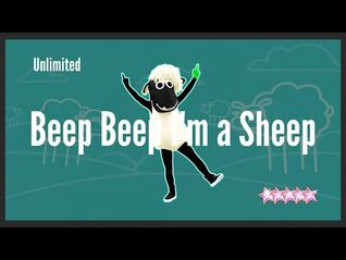 Just Dance 2021 (Unlimited) - Beep Beep I'm a Sheep