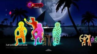 Just Dance 3 Night Boat to Cairo
