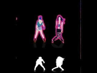 Just Dance 4 Extract - Die Young - -2