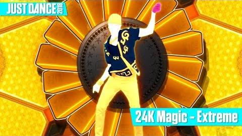 24K Magic (Extreme Version) - Just Dance 2018