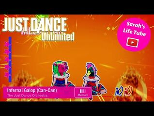 Infernal Galop (Can-Can), The Just Dance Orchestra - MEGASTAR - Just Dance 2020 Unlimited -PS5-