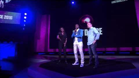 Just Dance 2016 - Ubisoft E3 2015 Media Briefing