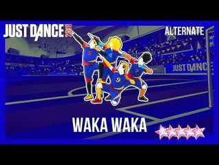 Just Dance 2018 - Waka Waka (This Time For Africa) - Alternate