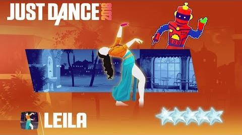 Just Dance 2018 Unlimited Leila by Cheb Salama 5 Stars + Superstar (Funky Robot Pictogram!!)