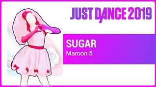Just Dance 2019 Sugar