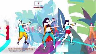 Just Dance waka waka