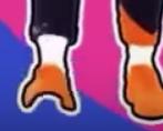 Rockabye p1 foot glitch