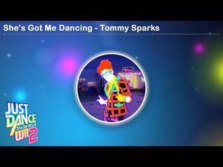 She's Got Me Dancing - Tommy Sparks - Just Dance Wii 2